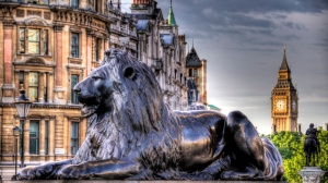 lion-at-trafalgar-square-